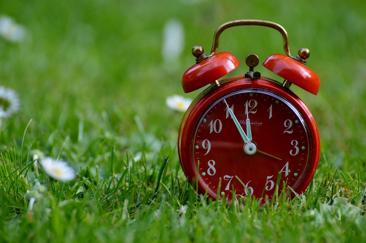 Een betrouwbare nieuwsbrief: je kan er de klok op gelijkzetten